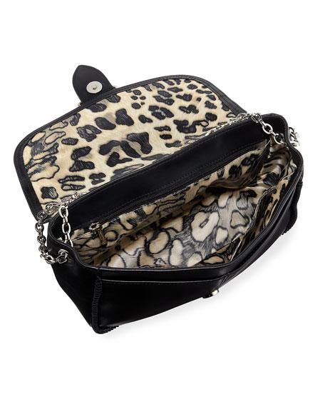 Amazone Leather Shoulder Bag
