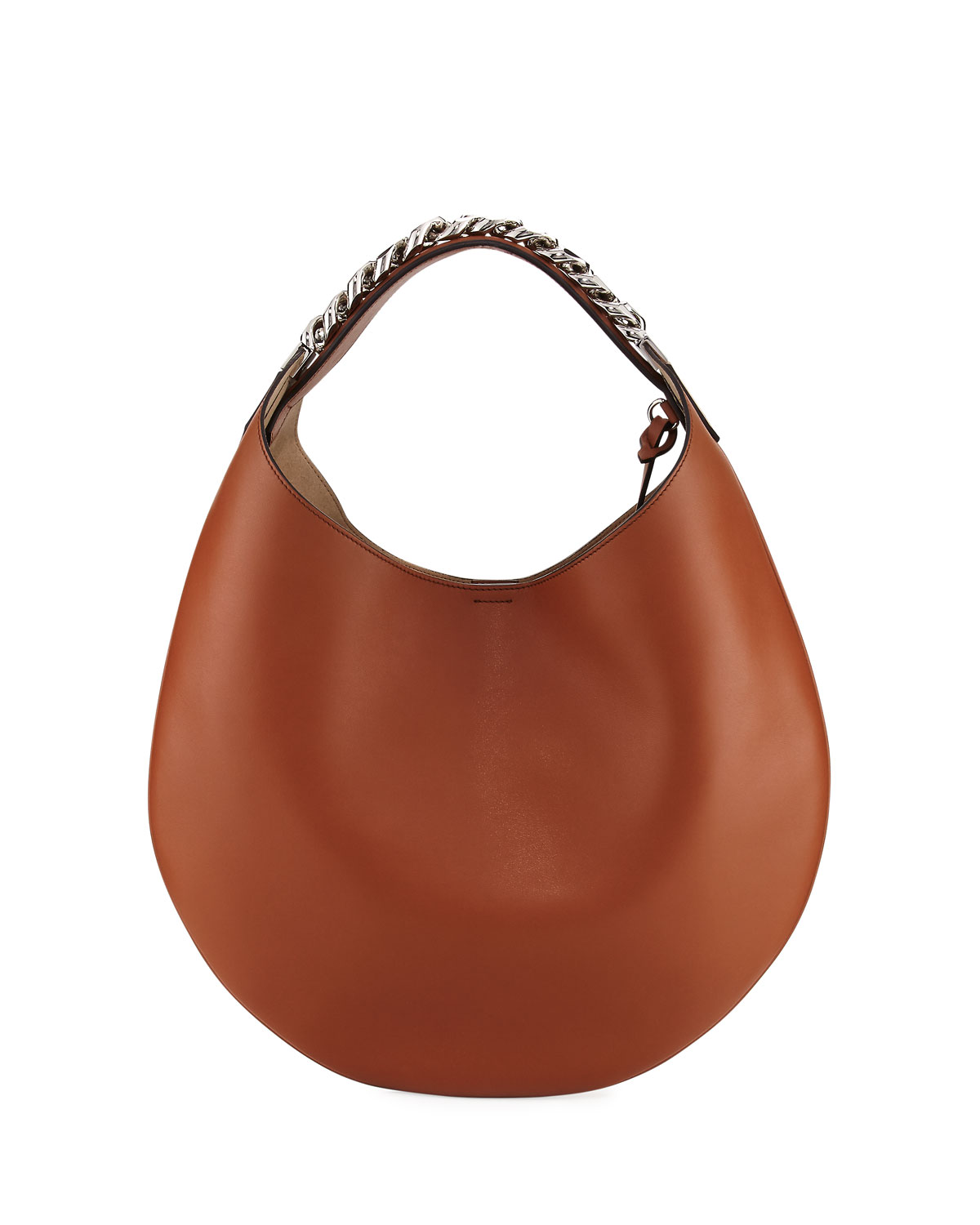 Givenchy Infinity Small Leather Chain Hobo Bag  91bb43467a4c9