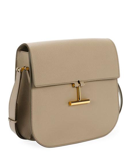 Tara Large Leather Crossbody Bag