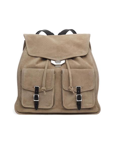 Field Suede Backpack