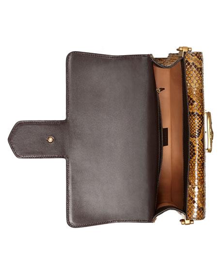Linea Web Python Satchel Bag