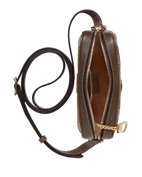 Ophidia Small GG Supreme Crossbody Bag