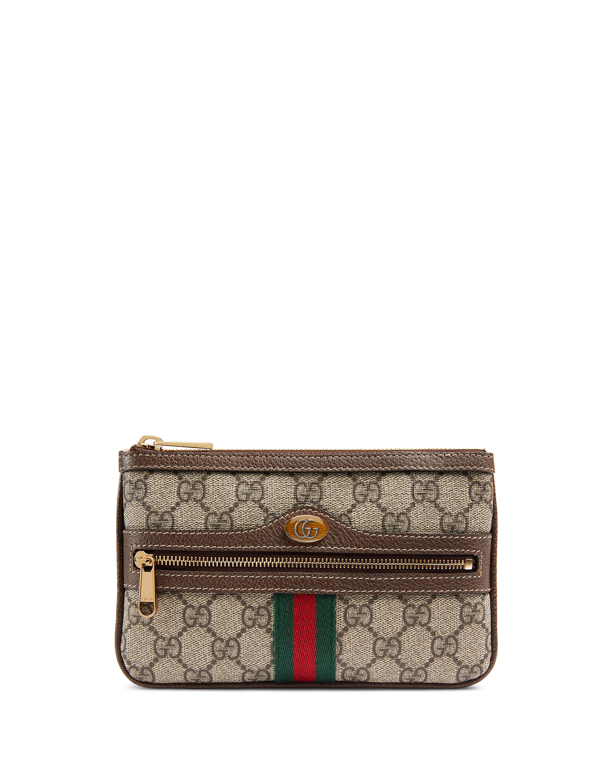 8b1931bbb4f Gucci Ophidia Small GG Supreme Pouch Clutch Bag