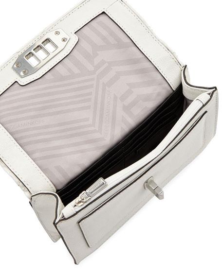 Je Taime Phone Crossbody Bag - Palladium Hardware