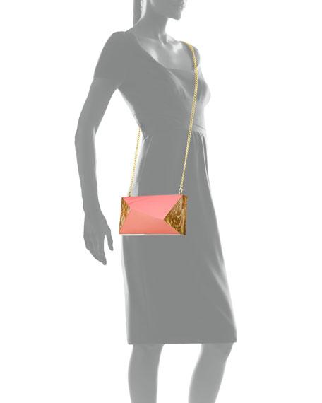 Melissa Rectangular Minaudiere Clutch Bag