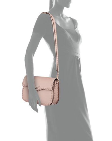 Monochrome Rockstud Shoulder Bag