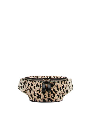 44c713248dd Valentino Garavani Rockstud Spike Small Belt Bag from Neiman Marcus ...