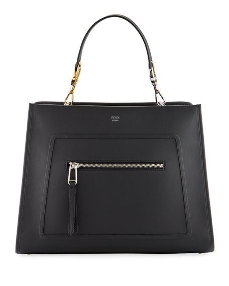 Fendi Runway Regular Century Calf Tote Bag