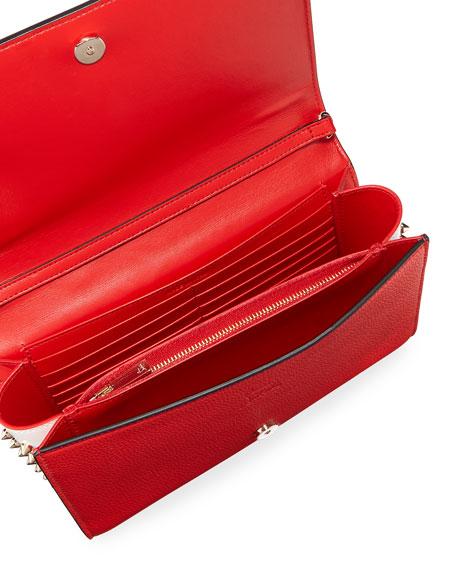 Paloma Kraft Loubi Clutch Bag