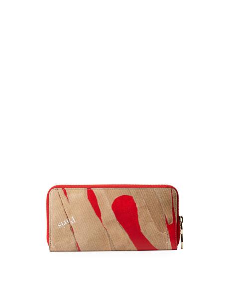 Panettone Kraft Loubi Calf Wallet