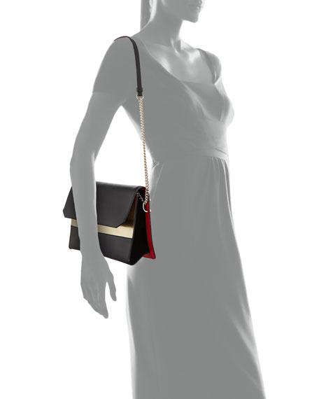 Loubiblues Calf Paris Clutch Bag