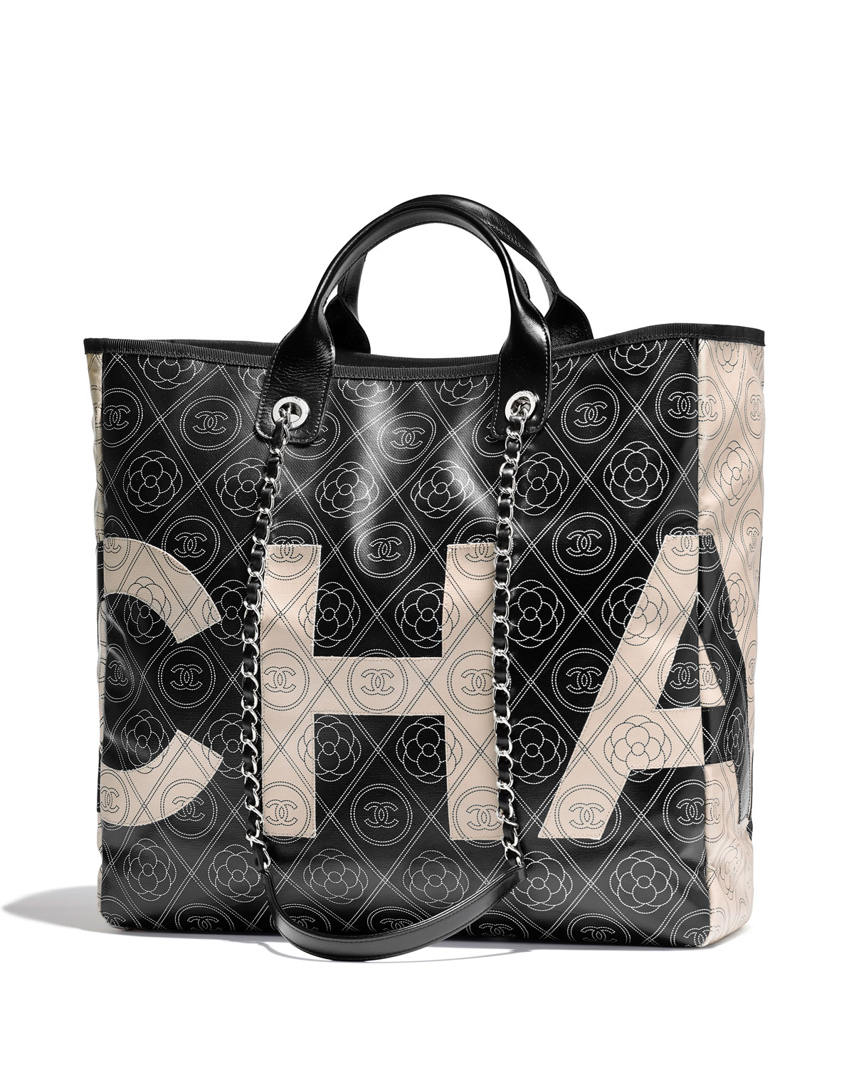 b6b230a841d7 CHANEL LARGE SHOPPING BAG | Neiman Marcus