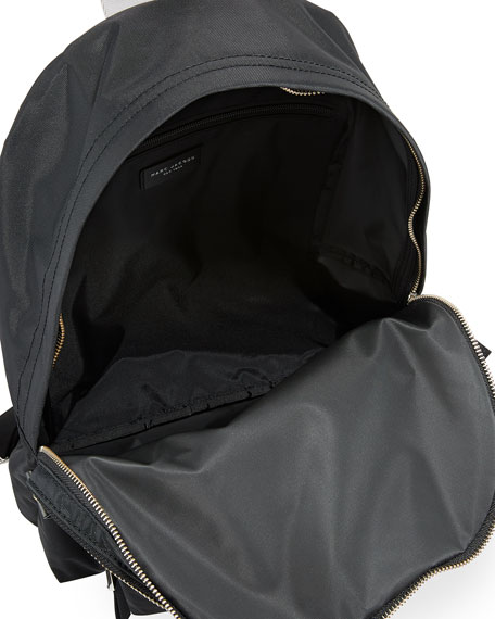 Large Canvas Logo Backpack
