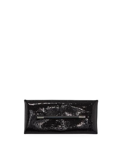 Ava Sequins Clutch Bag