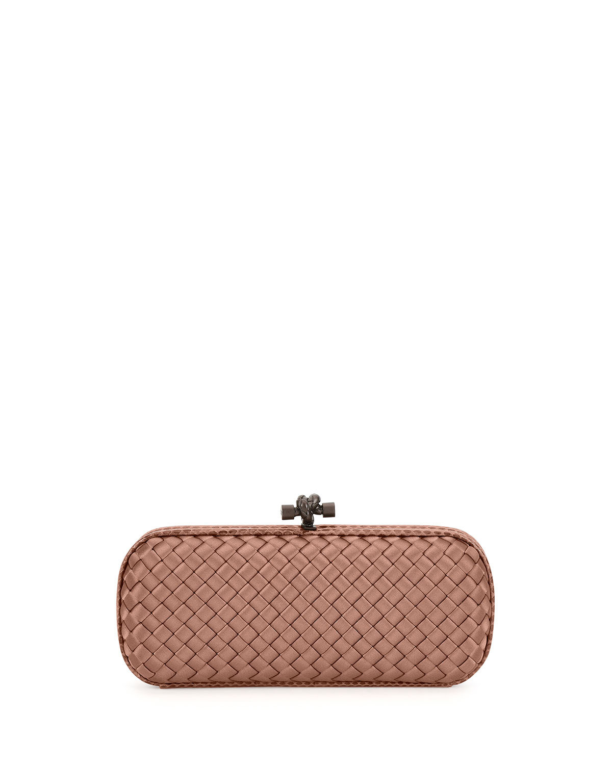 51de7db49363 Bottega Veneta Stretch Knot Clutch
