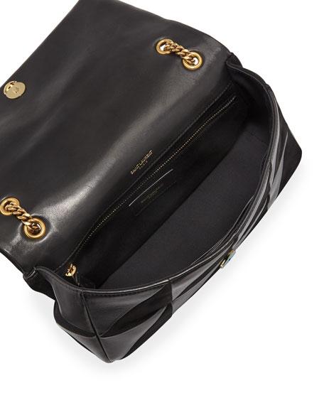 Jaime Medium Patchwork Flap Shoulder Bag