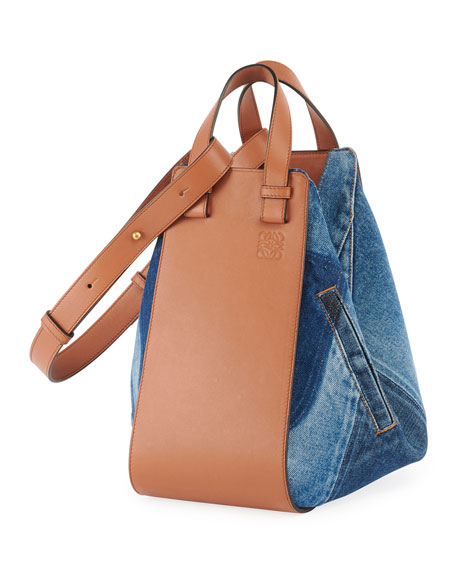 Hammock Denim Small Satchel Bag