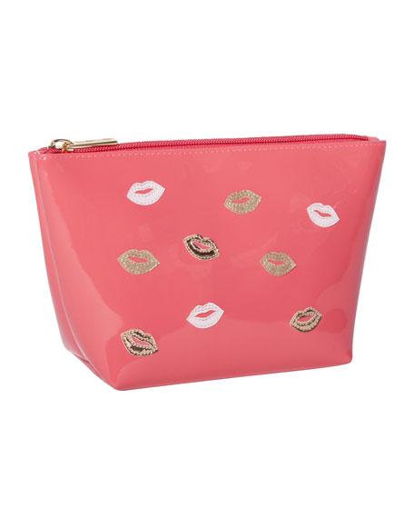 Moya Lips Medium Avery Bag, Pink