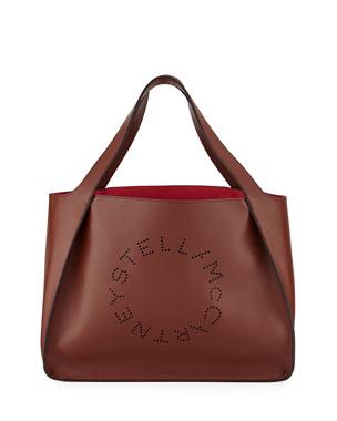 f78430d7e6da Stella McCartney Alter East-West Perforated Tote Bag