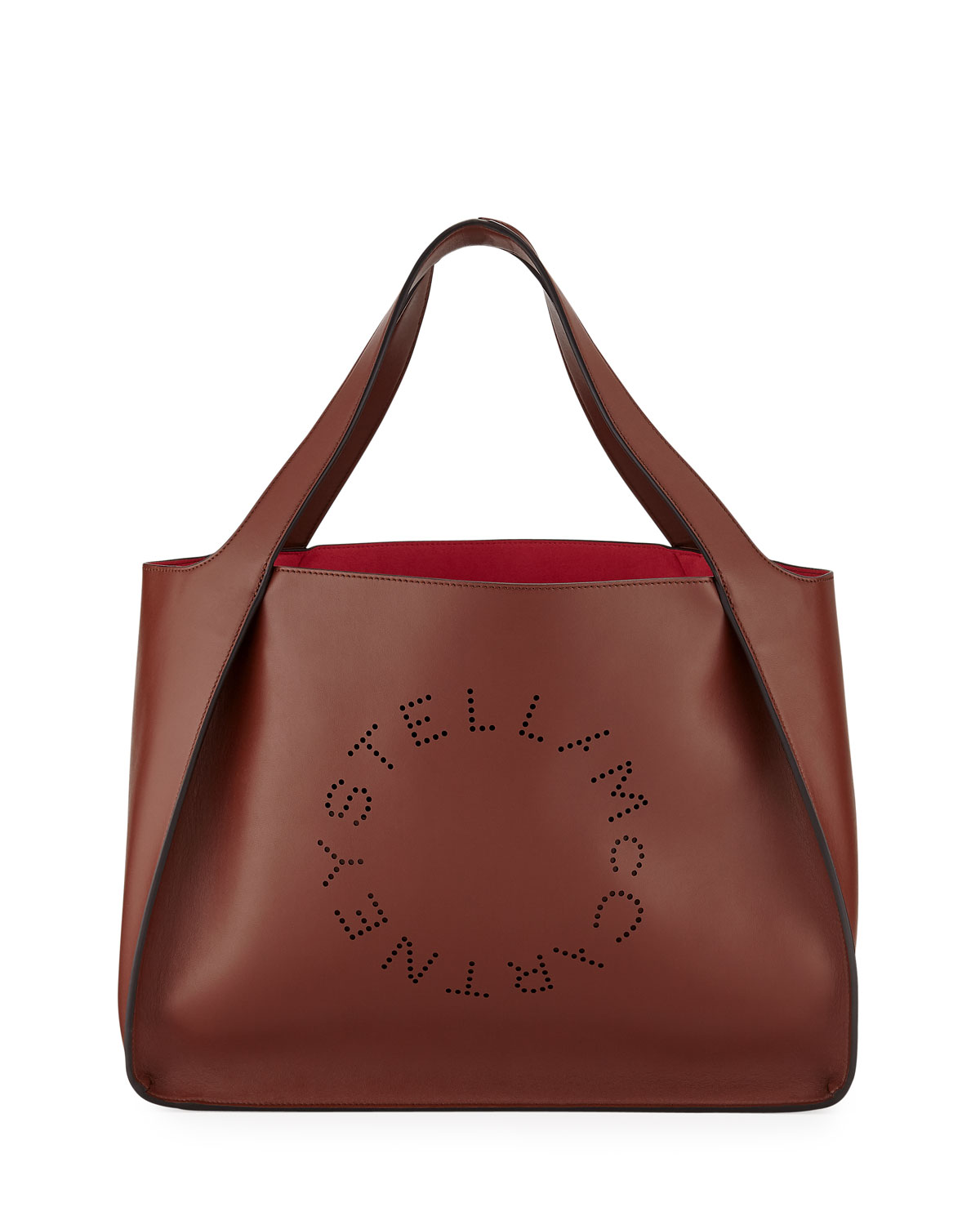 Alter East West Perforated Tote Bag