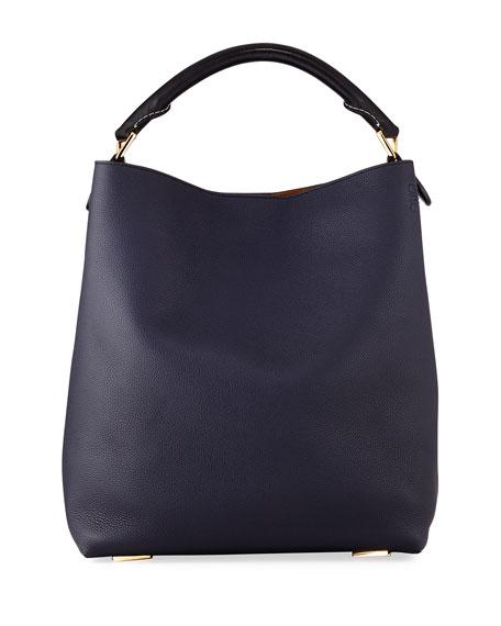 T Colorblock Bucket Bag