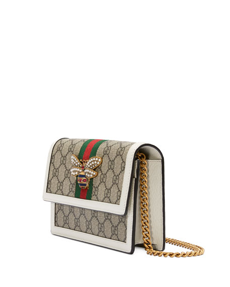 Queen Margaret GG Supreme Wallet On Chain