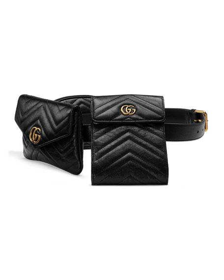 GG Marmont 2.0 Multi Belt Bag/Fanny Pack