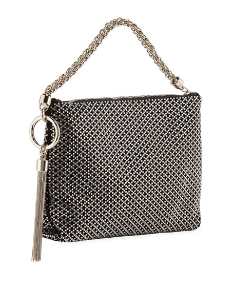 Callie Iam Crystal Shoulder Bag