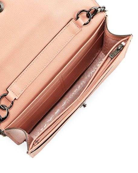 Le Pliage Heritage Wallet On A Chain