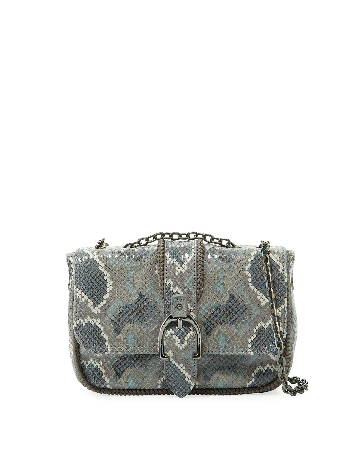 c3d1189953 Longchamp Amazon Python Mini Crossbody Bag