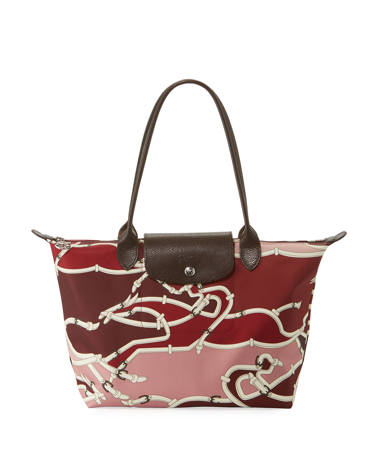 965fffe123bf Longchamp Le Pliage Galop Medium Shoulder Tote Bag