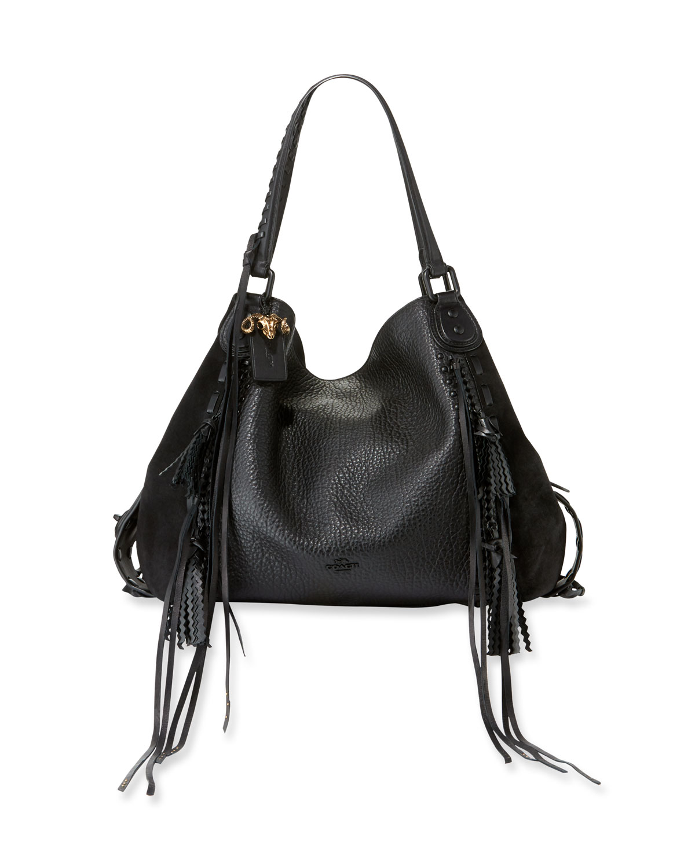 Coach 1941 Edie 42 Leather Shoulder Bag  1c9a0fd49cf16