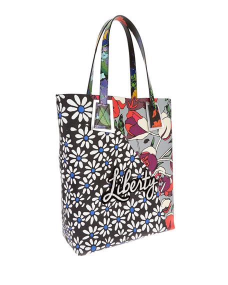 RQ Daisy Tulip Merton Tote Bag