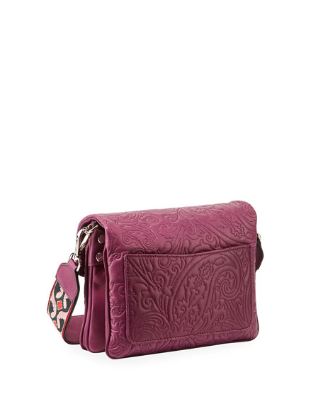 Rainbow Puffy Borsa a Tracolla Shoulder Bag