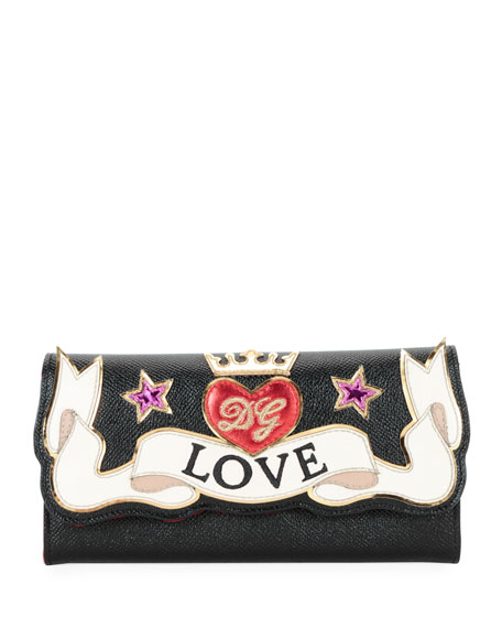 DG Love Continental Wallet