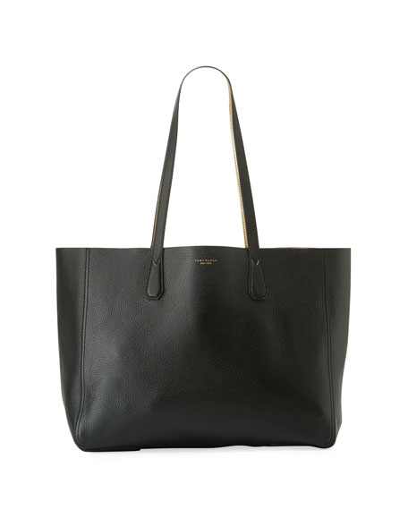 PHOEBE REVERSIBLE METALLIC TOTE BAG