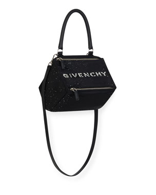 Givenchy Pandora Small Crossbody Bag in Speckled Nylon 00344b288333d