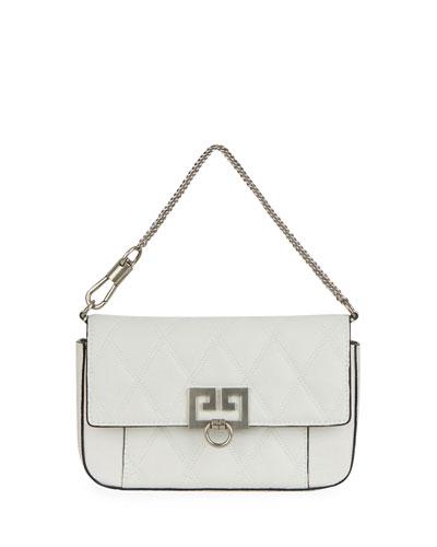 Pocket Mini Pouch Convertible Lizard Clutch/Belt Bag