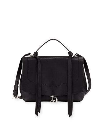 Stella Leather Satchel Bag