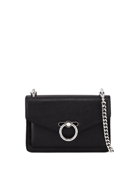 Jean Leather Crossbody Bag