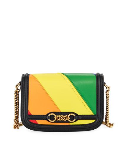 Link Rainbow Shoulder Bag
