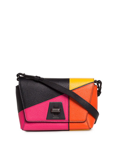 Anouk Little Day Sunrise Patchwork Crossbody Bag