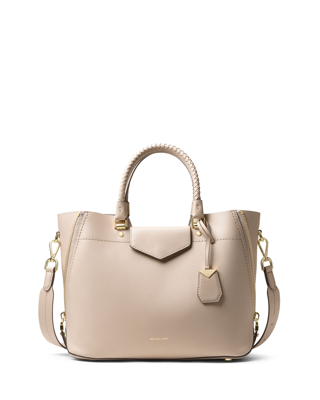 5e07b6c9e941c1 MICHAEL Michael Kors Blakely Medium Leather Tote Bag | Neiman Marcus