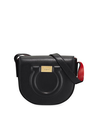 0571814512 Salvatore Ferragamo Handbags at Neiman Marcus