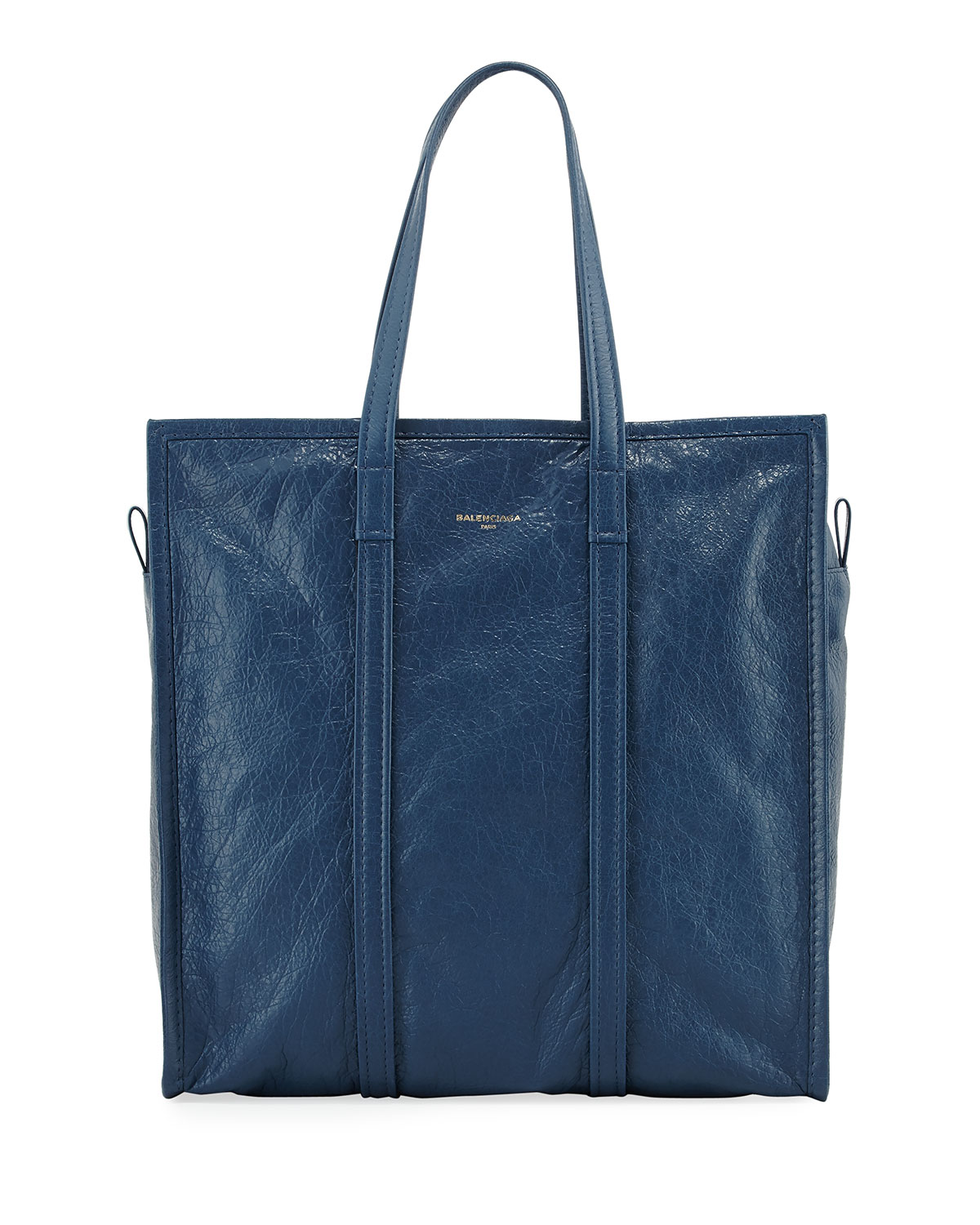 hot sale online volume large moderate cost Bazar Shopper Medium Leather Tote Bag
