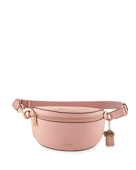 X Selena Gomez Quote Belt Bag by Coach