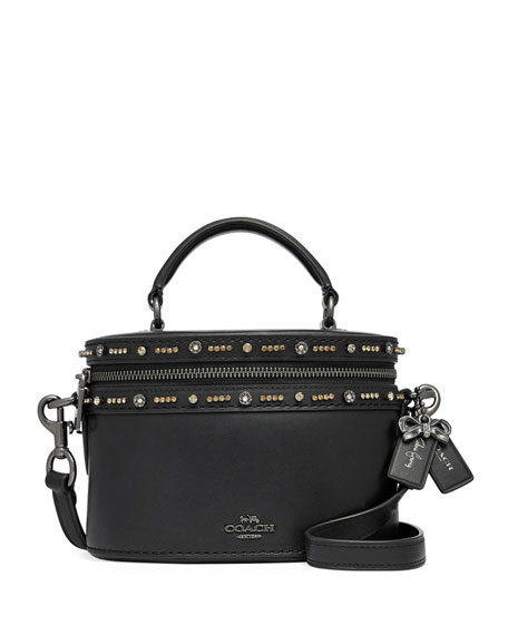 x Selena Gomez Trail Embellished Crossbody Bag