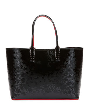 Christian Louboutin Exclusive Cabata Patent Panther 2493bcc3ac