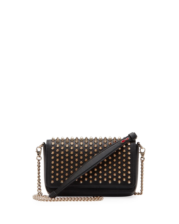 67f0babd8d0 Zoompouch Calf Paris Spikes Clutch Bag