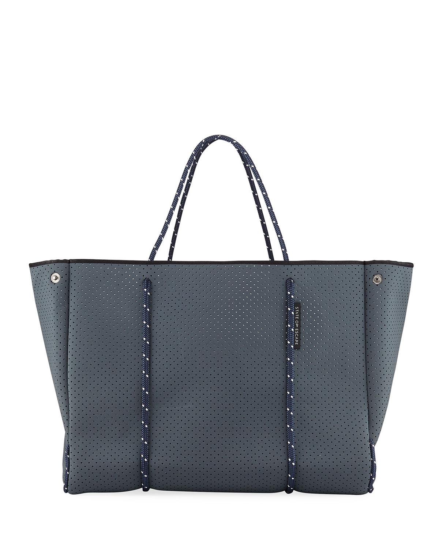 Escape Perforated Neoprene Tote Bag